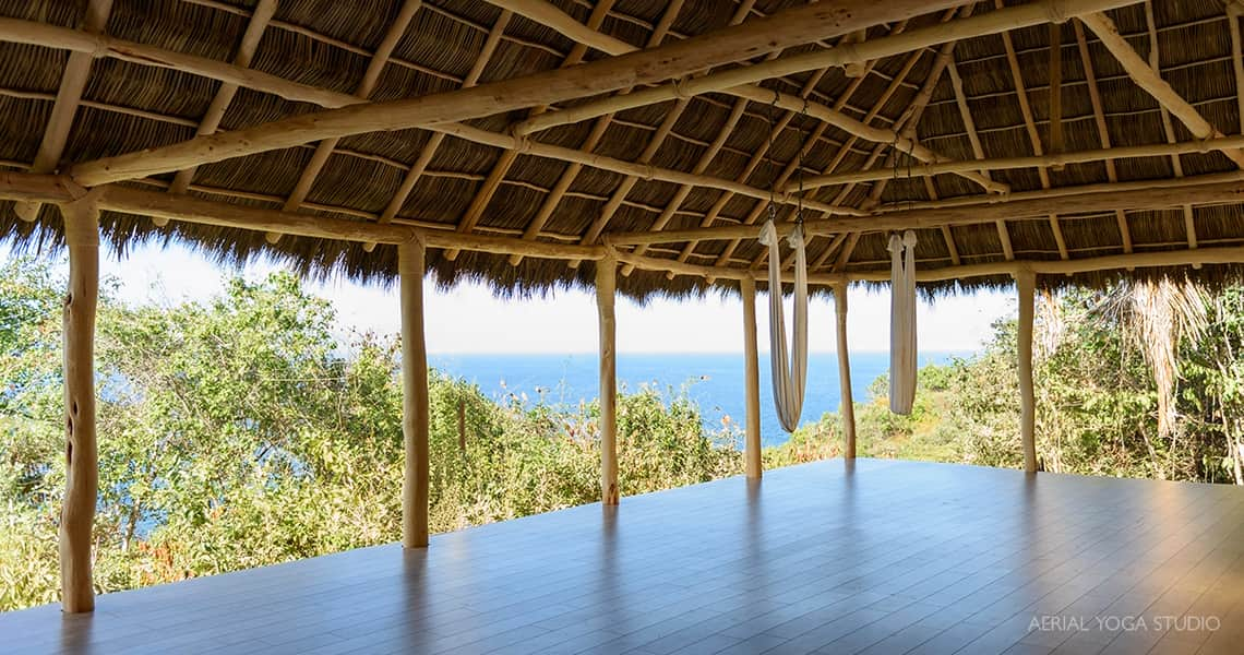 Open-air Yoga Studios