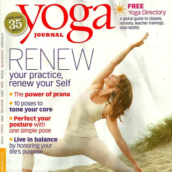 Yoga Journal Directory