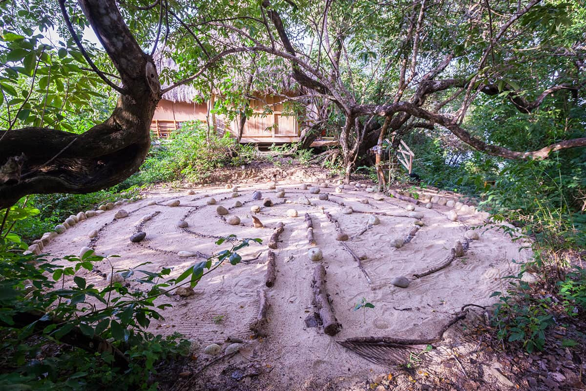 Labyrinths as Meditation Tools