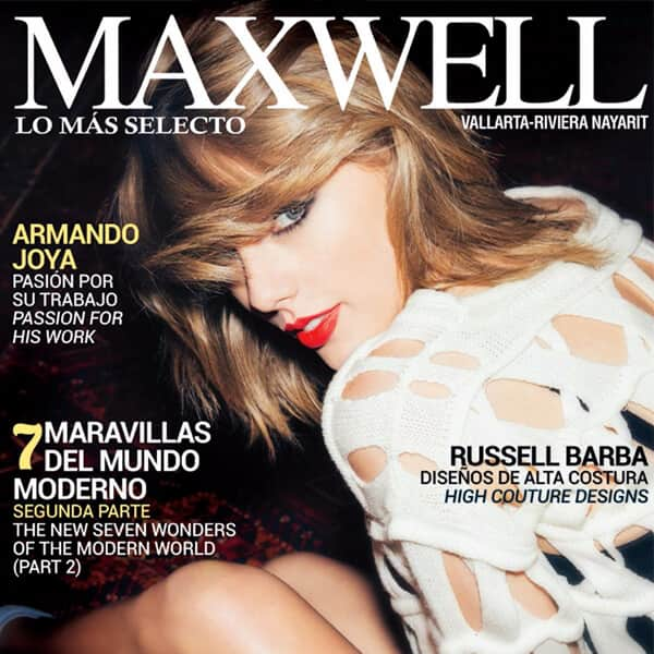 Maxwell Magazine