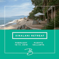 Mindfulness retreat at Xinalani