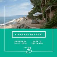 Mindfulness retreat at Xinalani