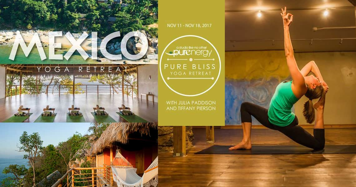 Pure Bliss Yoga Retreat to Mexico