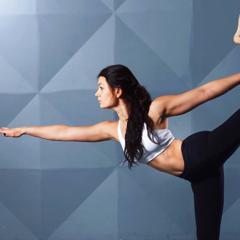 Yoga Helps You Stay Young Longer