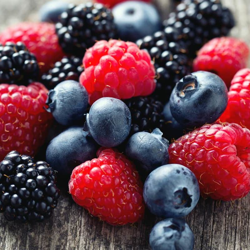 Nutritional Benefits Of Berries