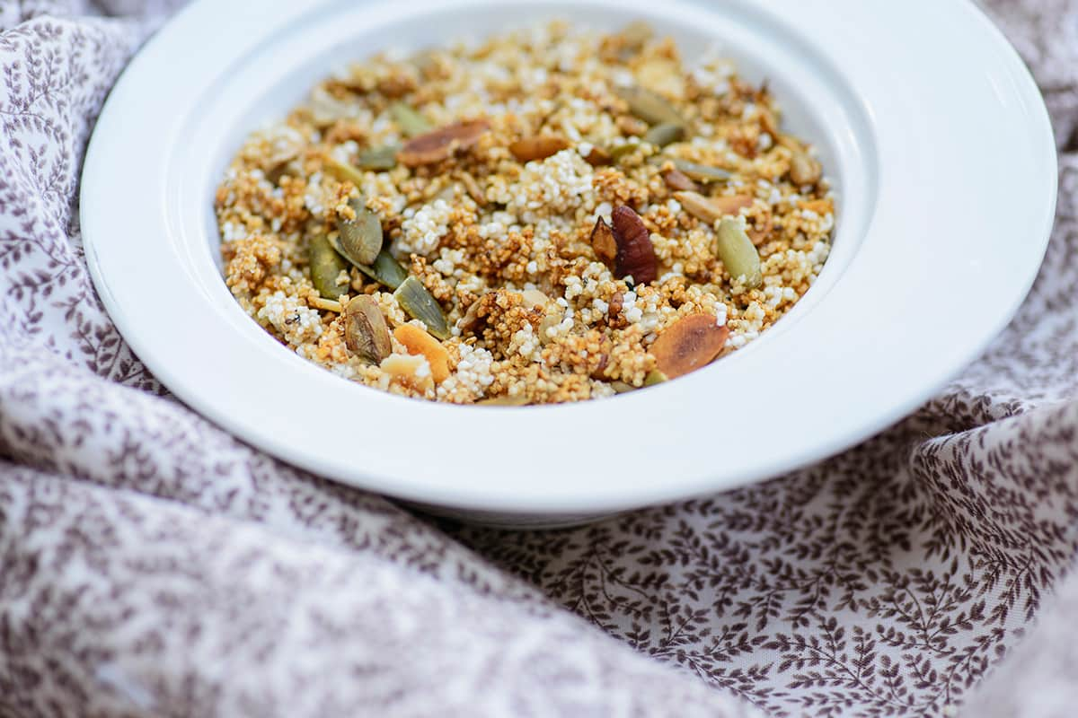 Xinalani Homemade Granola Recipe