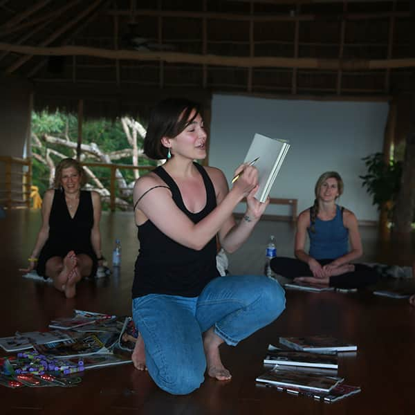 Awakening Compassion: Vinyasa Yoga + Self Inquiry Meditation + Journaling