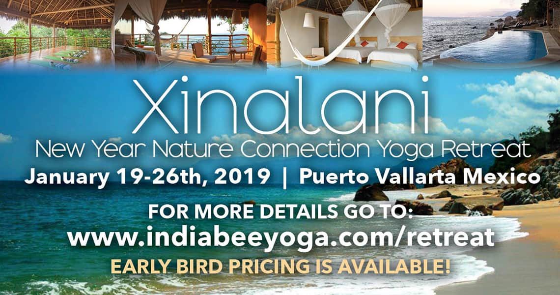 New Year Nature Connection Yoga Retreat