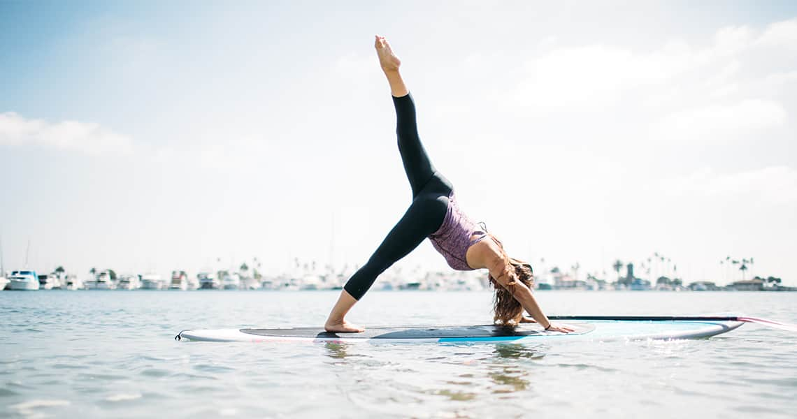 Stand Up Paddleboard & Yoga Immersion