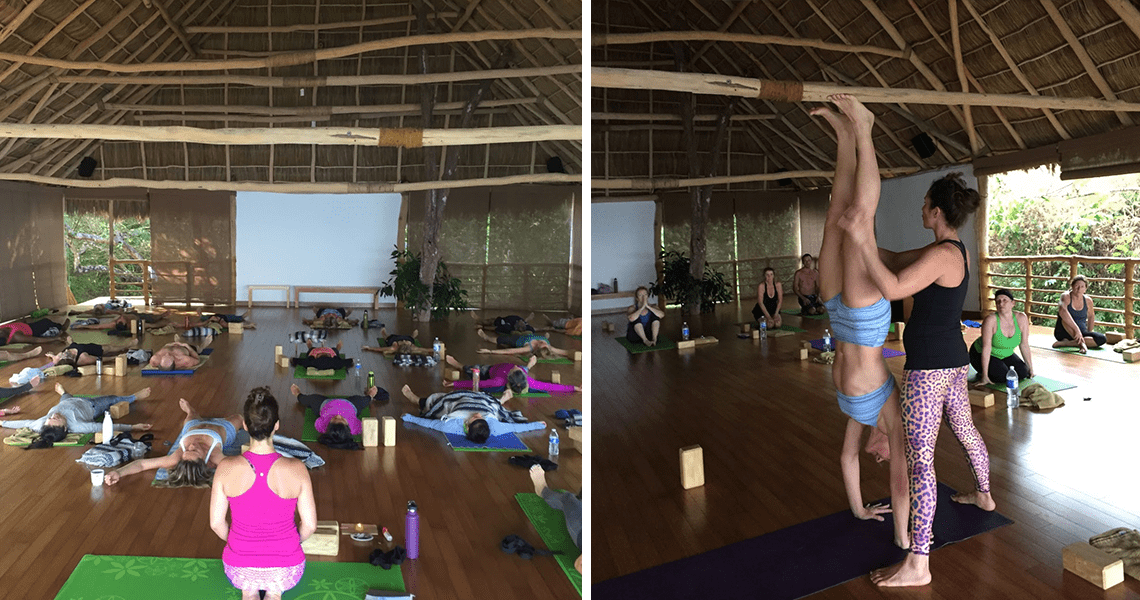 Moksha/Modo Yoga Retreat