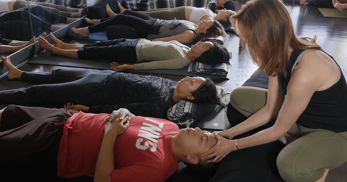 Neuroscience Yoga