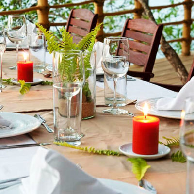 Nourish-Enjoy a delicious and fresh dinner to celebrate the day