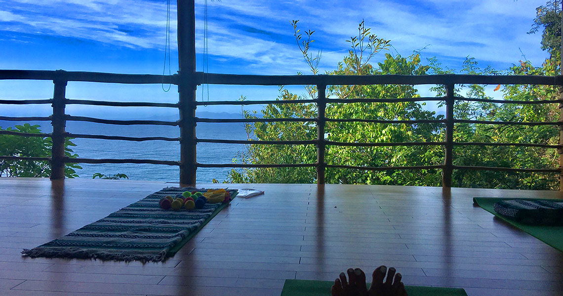 Vitality Pilates in Mexico