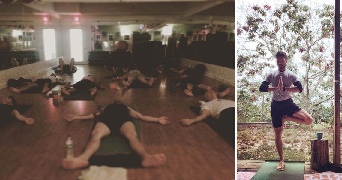 Outermost Yoga Men's Retreat