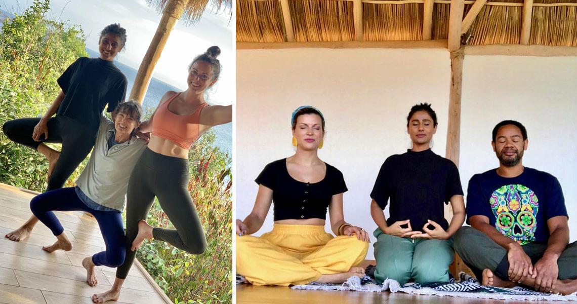 S.O.C.H.A. Yoga Retreat 2020
