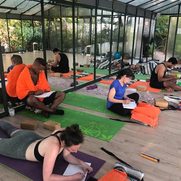Yoga Session 1