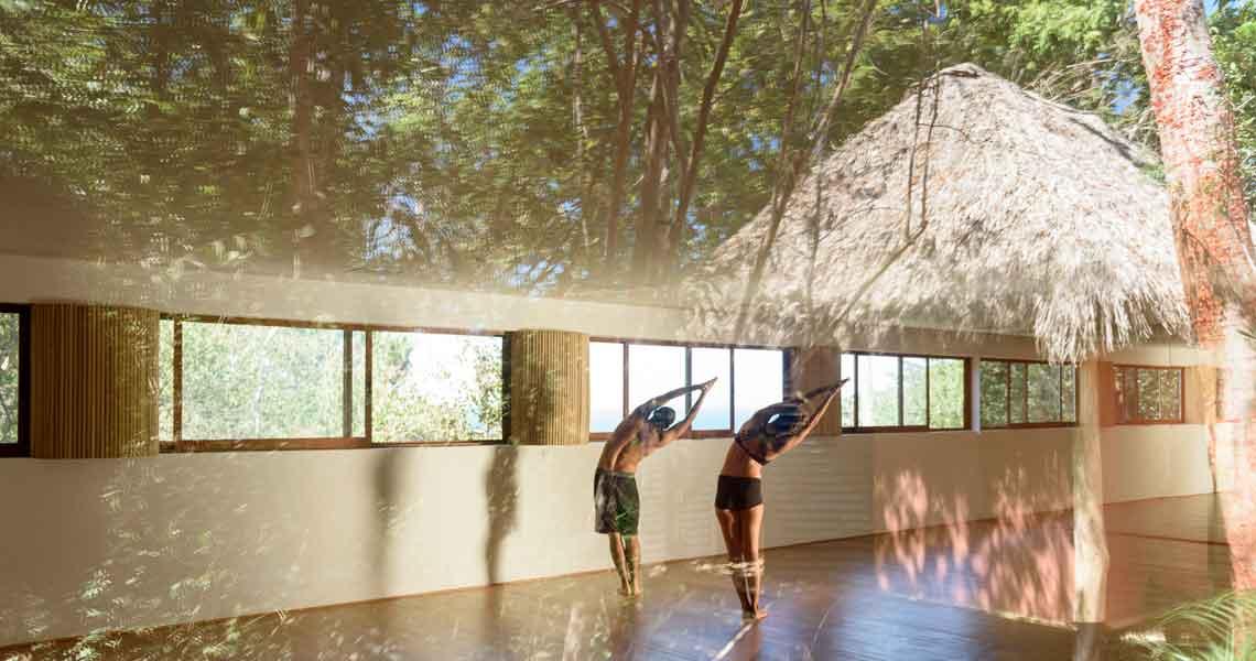 Bikram & Yin Yoga Retreat
