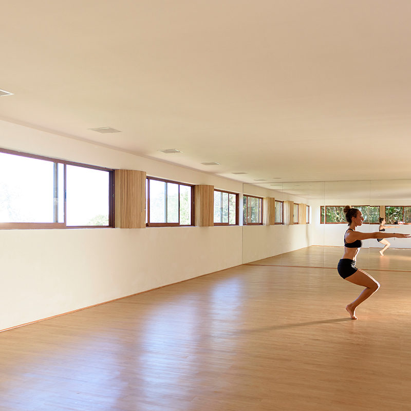 Hot yoga studio now available at Xinalani