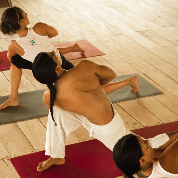 75 - 90 minute Yoga