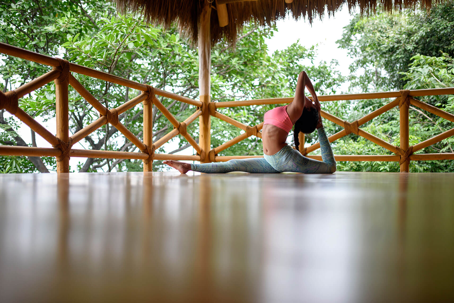 Yoga & Holistic Activities