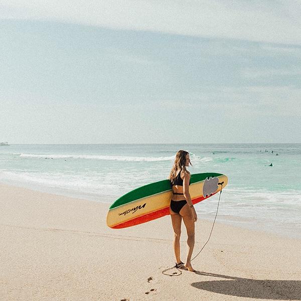 Surf session