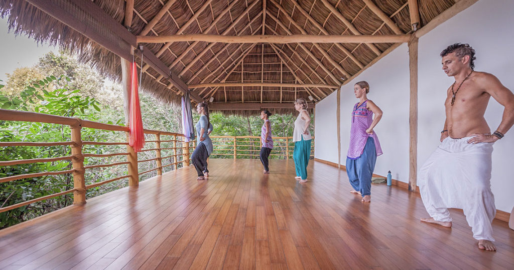 Meditation Cabin Yoga Retreat