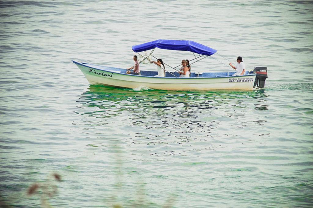 Xinalani Boat Trip