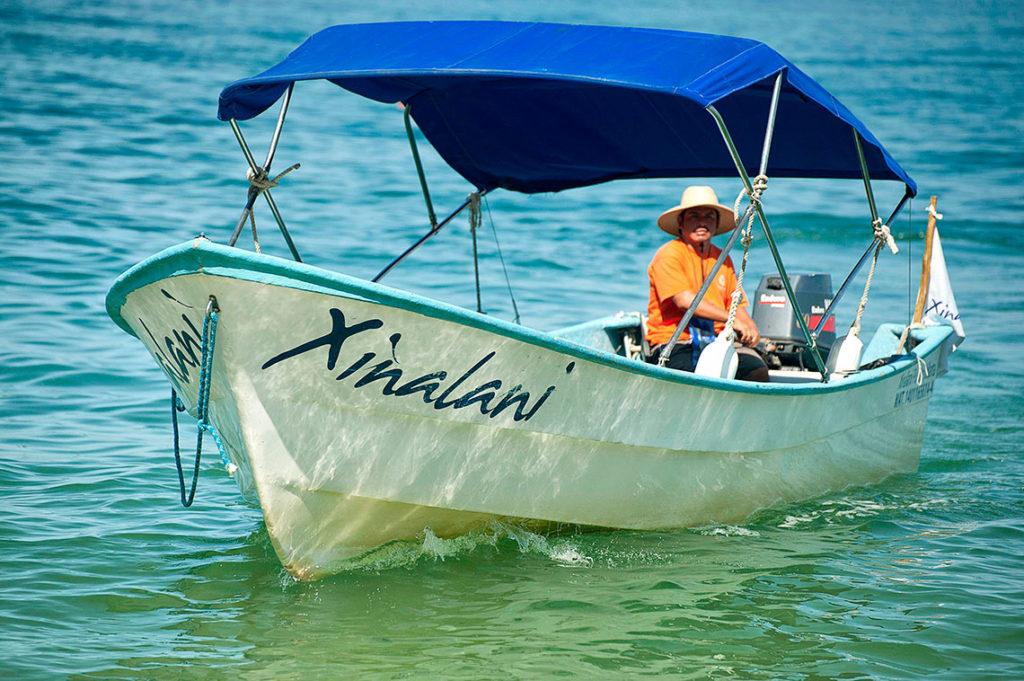 Xinalani Boat